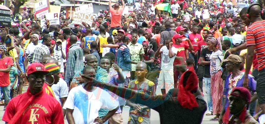 Guinée Conakry :  92 morts dans les manifestations