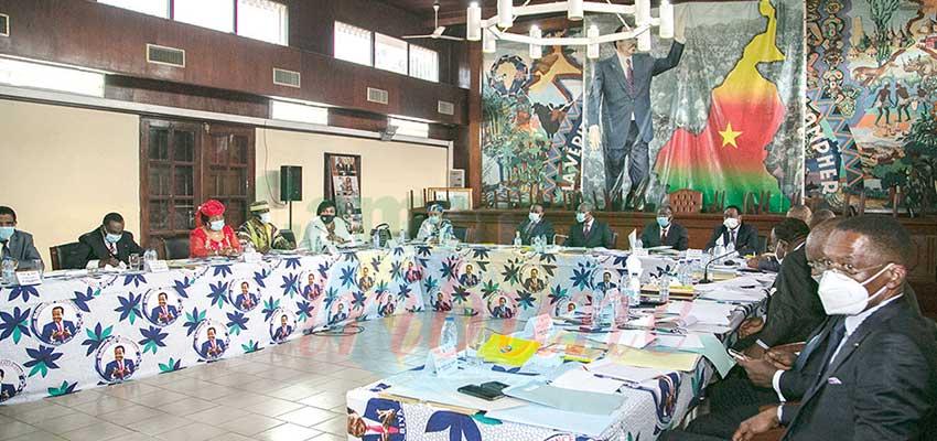 Sanctions au RDPC : les élus poursuivent leurs mandats
