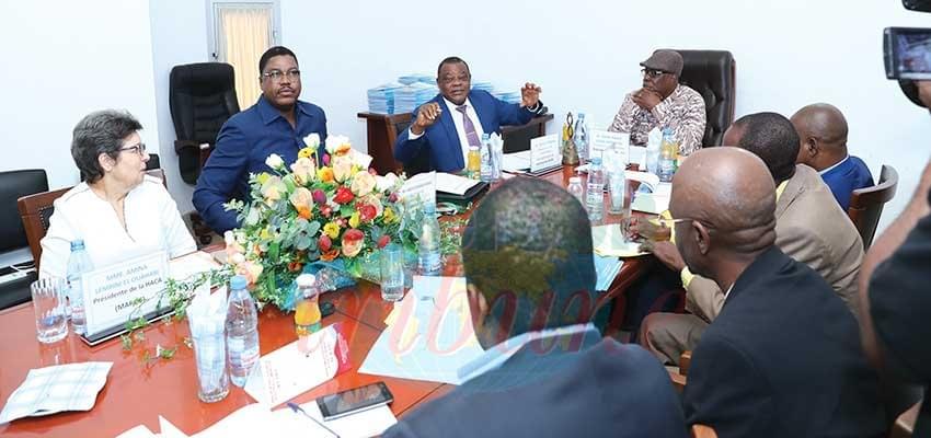 Image : Communication: Des régulateurs africains à Yaoundé