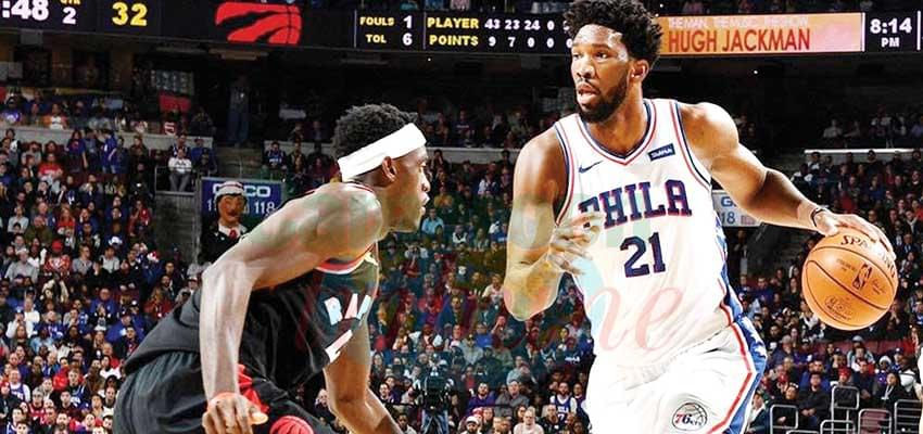 NBA : Embiid domine Siakam