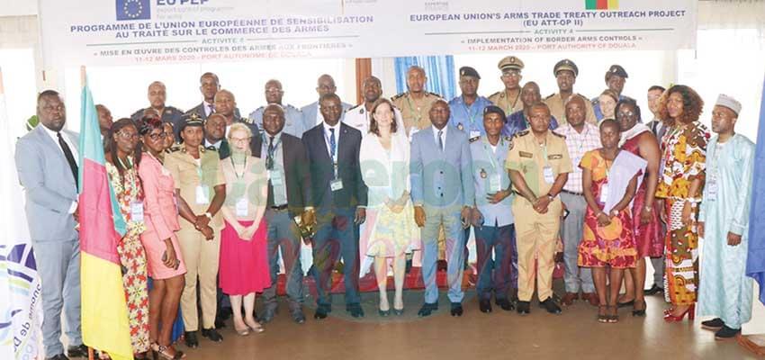 Cameroun – Union européenne : le trafic d'armes dans le viseur