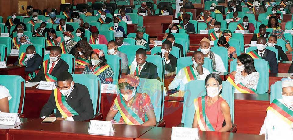 Parlement jeunesse 2021 : tous engagés pour la paix