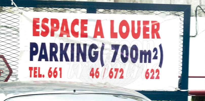 Paid Parking Lots: A Flourishing Business in Douala