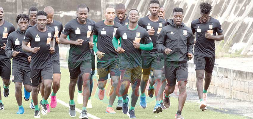 CHAN 2021 : Intermediate Lions Resume Training