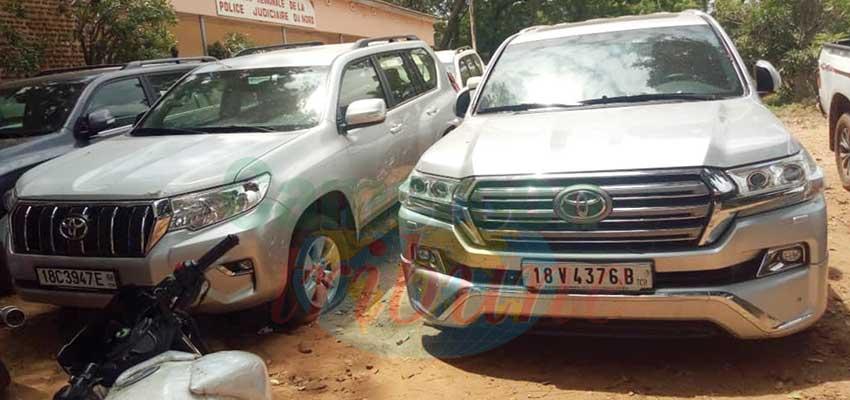 Garoua :  un réseau de voleurs de véhicules démantelé