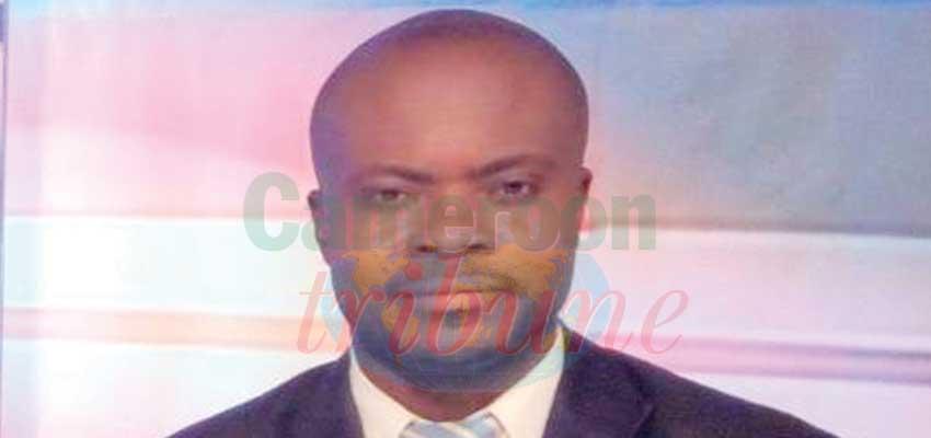 Prince Mpondo, chargé de la communication à la coalition camerounaise contre le tabac