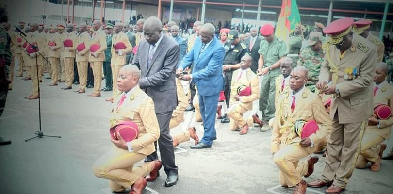 Buea: 381 Fresh Prison Staff Ready For Duties