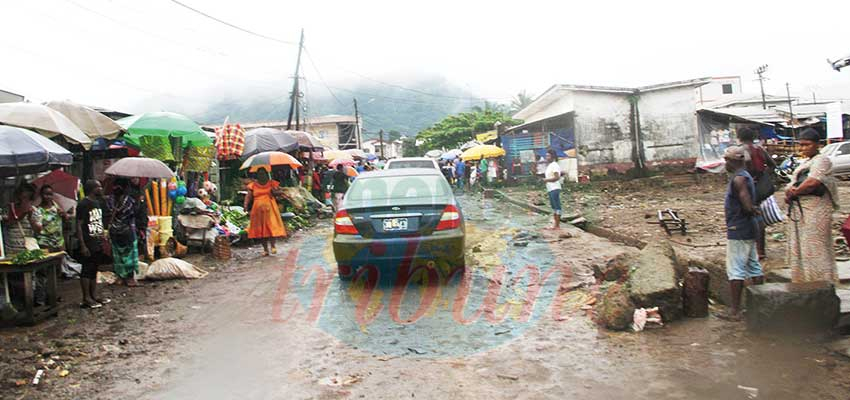 1st October Fever : Buea Busy But Vigilant