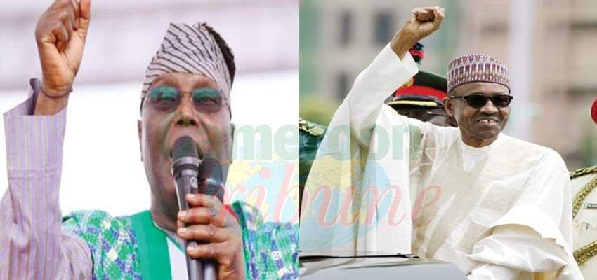 Nigeria: le duel Buhari-Abubakar