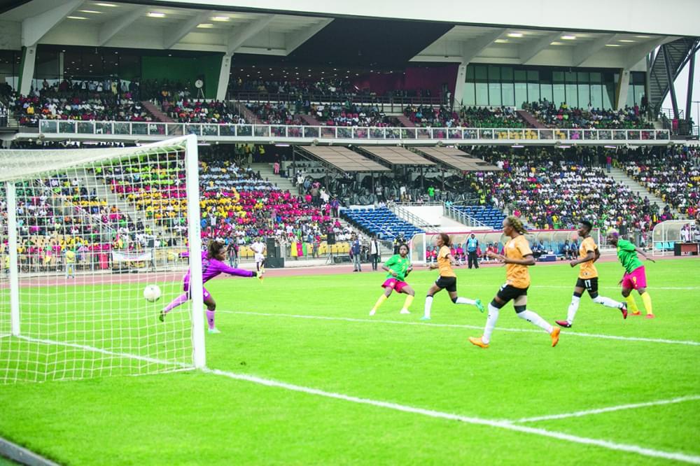 J.O. 2020 de football féminin : les Lionnes au forceps