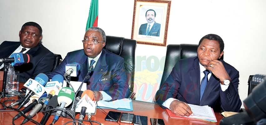 """MRC Unauthorised Public Demonstrations: """"Government Condemns These Unacceptable Manœuvres To Destabilize Cameroon"""""""