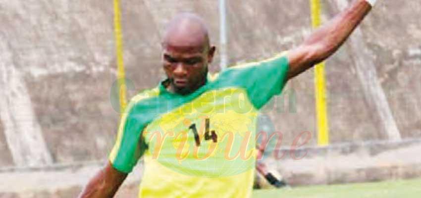 Joel Ndzana : Striving To Make Ends Meet