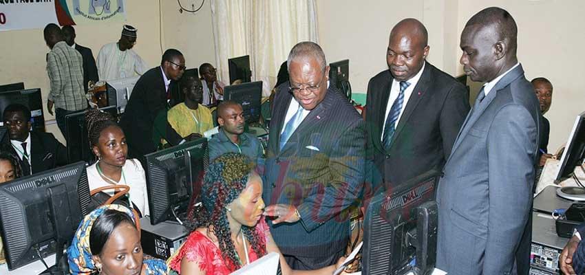 Fonction publique et TIC : plus de 600 personnels en formation