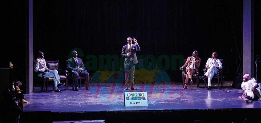 Théâtre : l'unité africaine mise en scène
