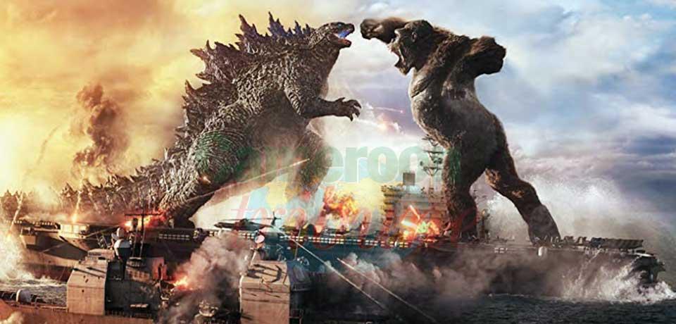 Godzilla vs. Kong  : le choc des titans