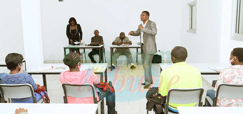 Institut Françoise Mbango :  la rentrée effective