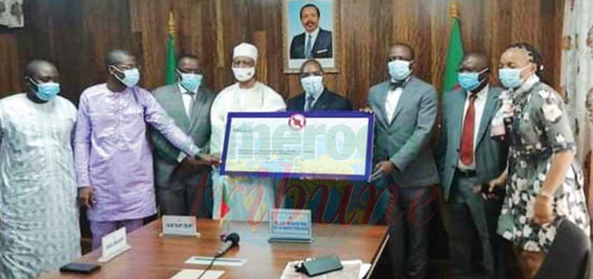 Fonds spécial de solidarité : le Feicom offre plus de 6 millions de F