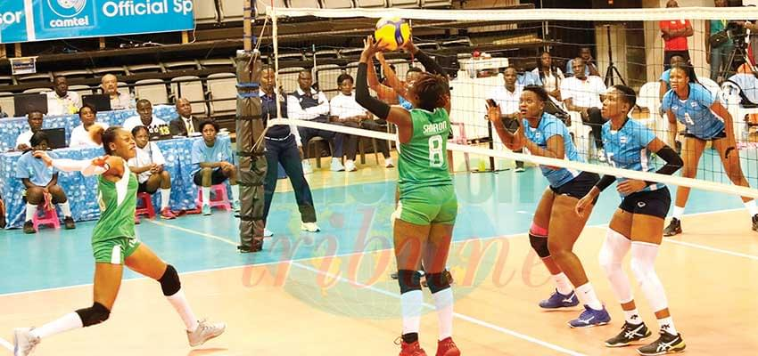 2020 Women's Volleyball Olympic Qualifiers : Nigeria Clinches First Victory
