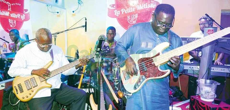Le « Mercredi jazz » à Douala fait des étincelles.