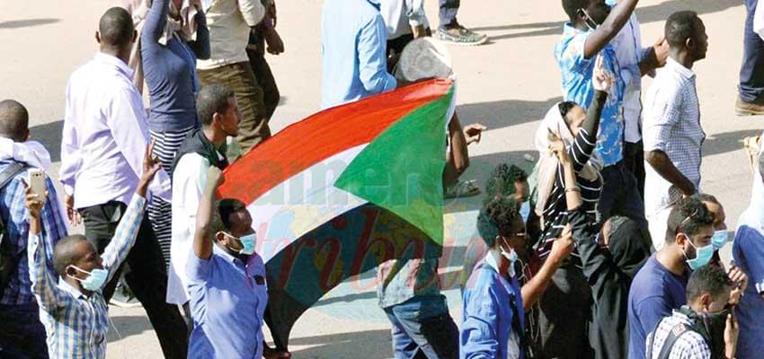 Situation sociopolitique au soudan: désaccord persistant