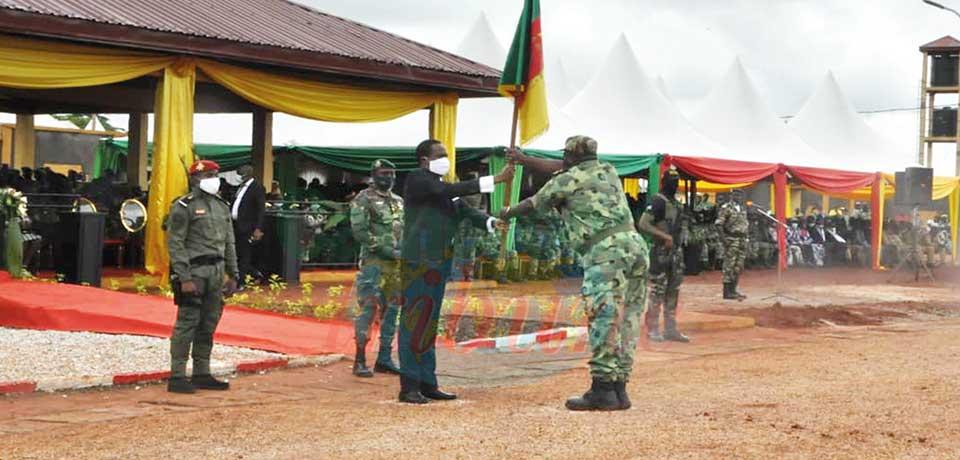 Stabilisation de la Centrafrique : le 8e contingent camerounais paré