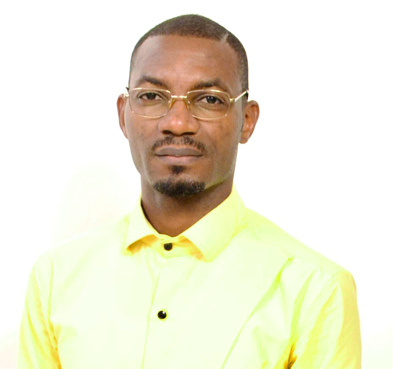 Dr Fabien Clive Ntonga Efoua, enseignant-chercheur à la faculté des Sciences économiques et de gestion de l'Université de Yaoundé II-Soa.