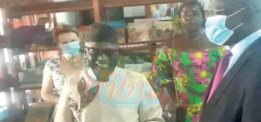 AfricAvenir International : l'ambassadeur du Sénégal en visite