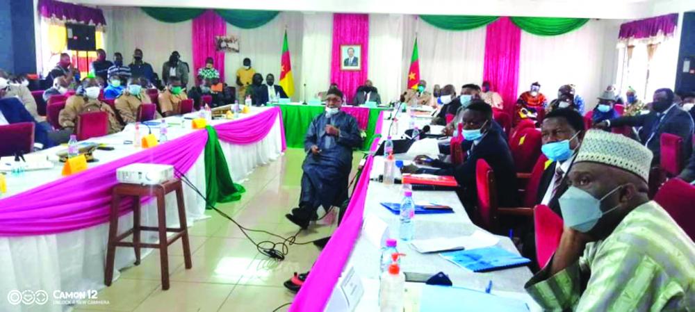 Reconstruction of NW/SW Field : Consultations Begin In Bamenda