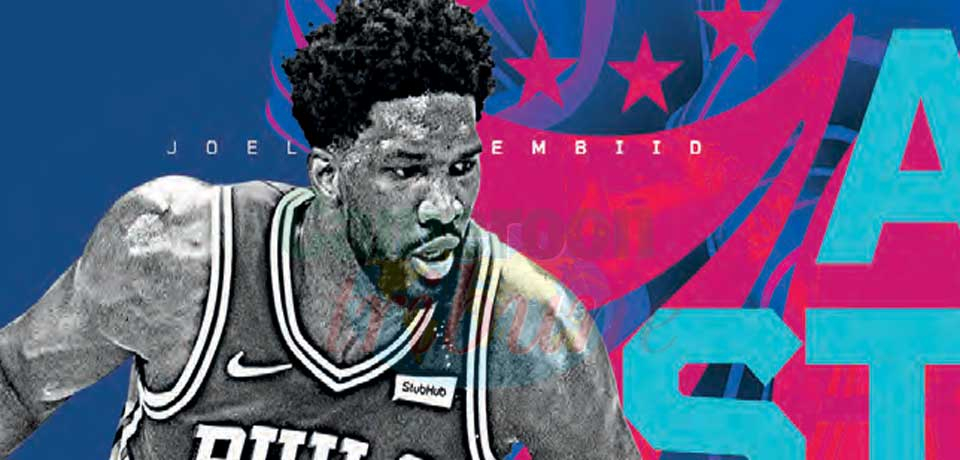 2021 NBA All Star : Joel Embiid Picks Fourth Straight Entry
