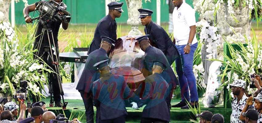 Obsèques de DJ Arafat : hommage bouleversant à Abidjan