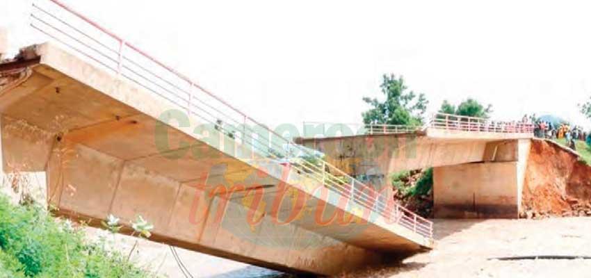 Effondrement d'un pont à Maroua : les autorités évaluent les conséquences