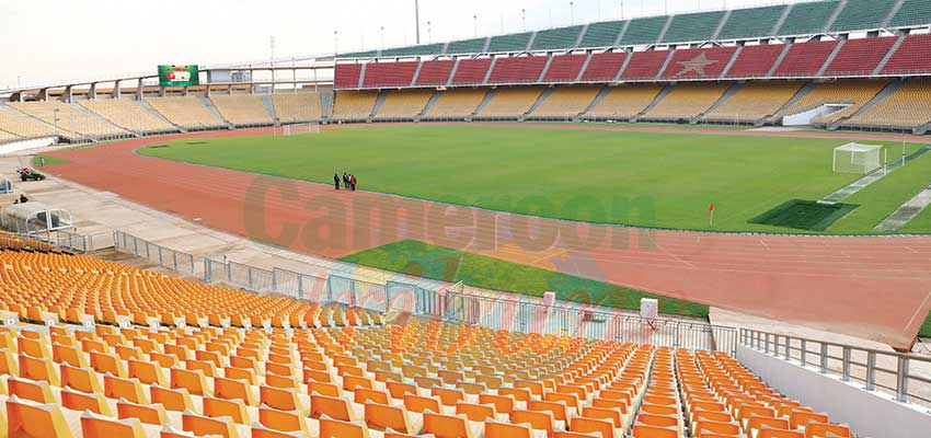 Yaounde Mfandena : Preparations Hot Up