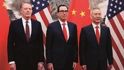 Etats-Unis-Chine: concertation à Washington