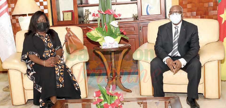 Cameroun-AUF : des liens forts