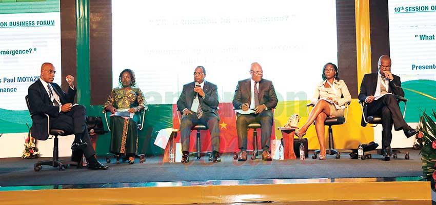 Cameroon Business Forum: on cherche plus d'efficacité