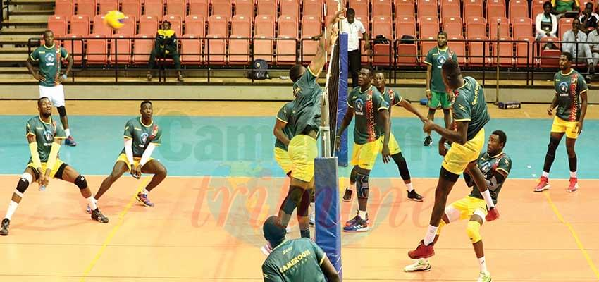 Volleyball is the hope of Cameroon today.