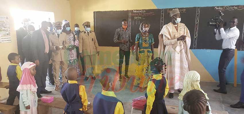 Adamaoua :  près de 400 000 élèves à l'école