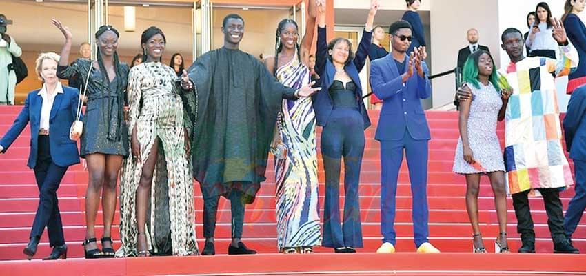 L'Afrique a fait bonne figure à Cannes.