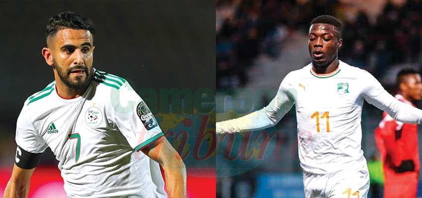 L'Algérie en contrôle jusqu'ici