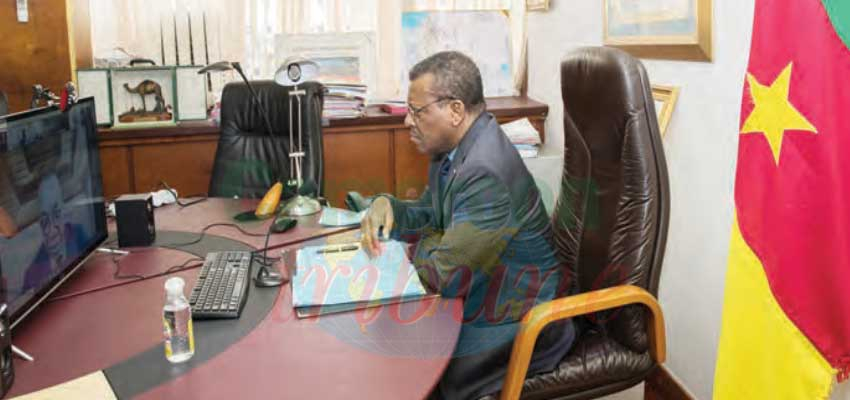 Economic Growth Re-launch : Government-Private Sector Brainstorm on Measures