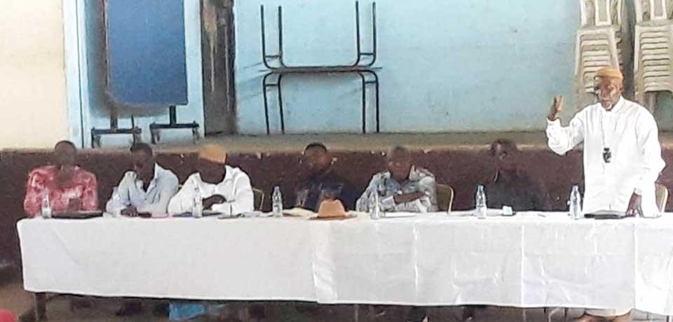 François Nkotti : on prépare le chant d'adieu