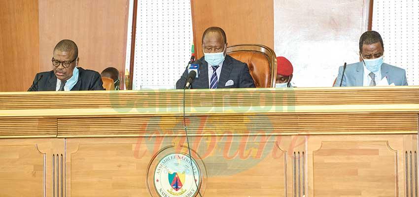 Assemblée nationale : le projet de loi de règlement adopté