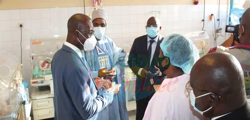Hôpital central de Yaoundé Le plateau technique en revue