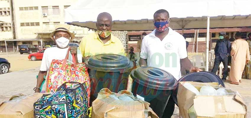 Douala : le beau geste deThomas Tobbo Eyoum