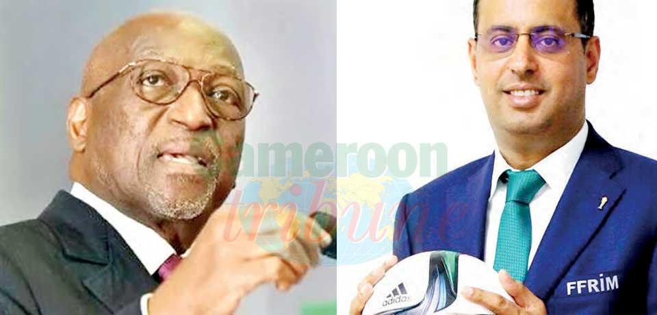 Election à la CAF : Yahya et Anouma présentent leurs programmes