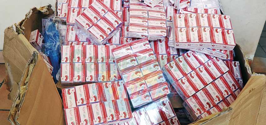 Commerce illicite: plus de 150.000 comprimés de Tramadol saisis
