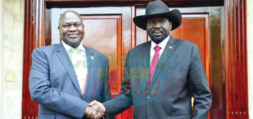 South Sudan : Salva Kiir, Riek Machar Reached Key Deal