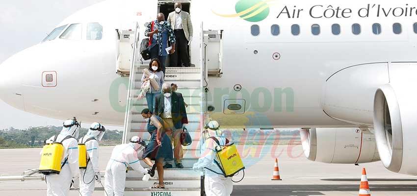 63 Camerounais de retour de Côte d'Ivoire