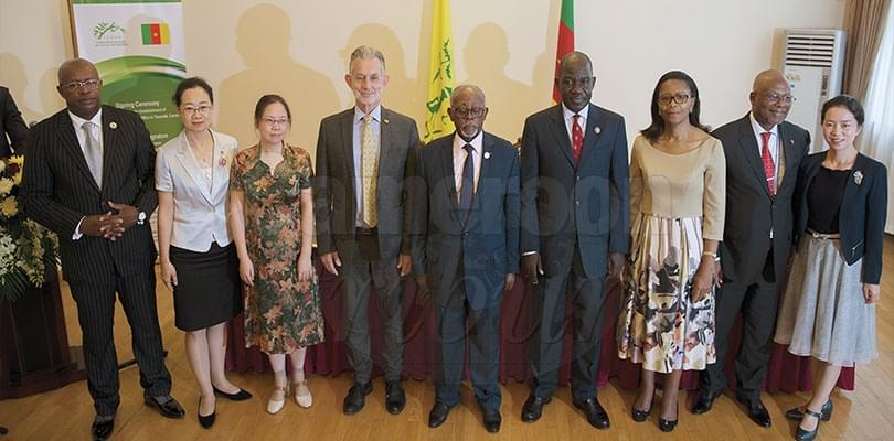Image : Cameroon-China Business ties: Concrete Business Fruits Recorded
