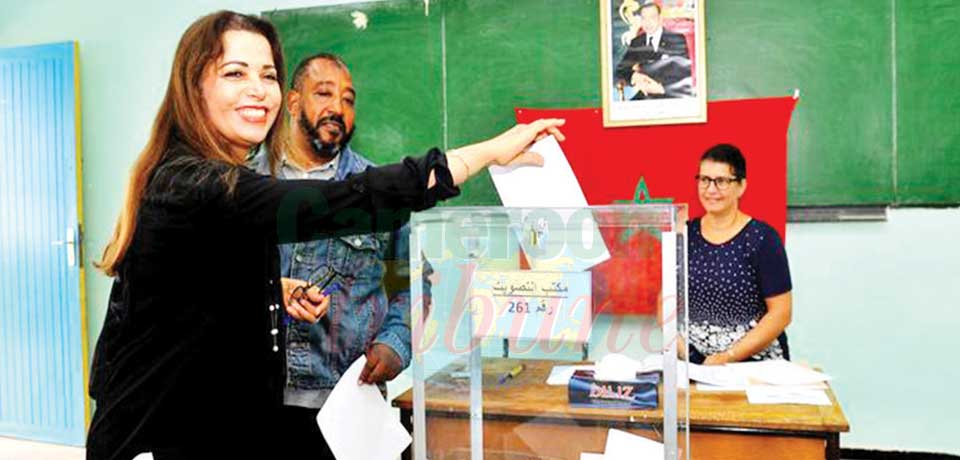 Parliamentary Elections : Big Setback For Morocco's Ruling Party